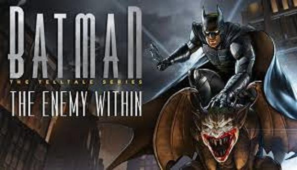 العاب الزمن الحميل لعبة باتمان 2018 | Batman The Enemy Within Complete Season