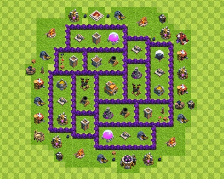 Best layout for town hall level 9 myideasbedroom com