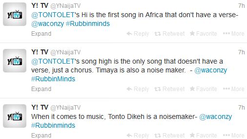 0 Waconzy insults Davido, Tonto Dikeh and Olamide. Davido responds