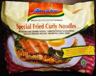 Indomie Special Fried Curly Noodles