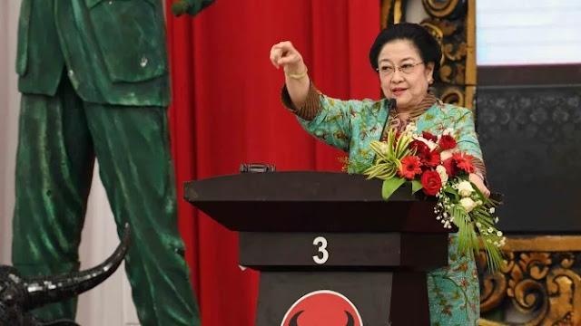 Pesan Megawati ke Kadernya: Keluar Kalian dari PDIP Jika Masih Korupsi
