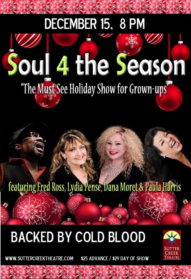 Soul 4 the Season - Sat Dec 15