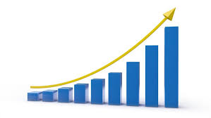 Franchise Business Upward Graph