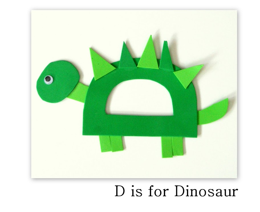 Preschool Craft Dinosaur Eggs