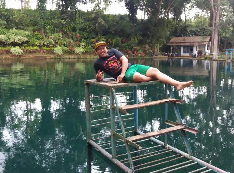 Asiknya Berenang & Selfie di Sumbersalak Kalibaru - Banyuwangi