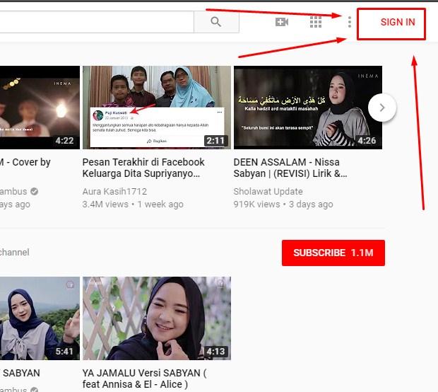 Cara Menghasilkan Uang Dari YouTube Dengan Membuat Channel YouTube 2019