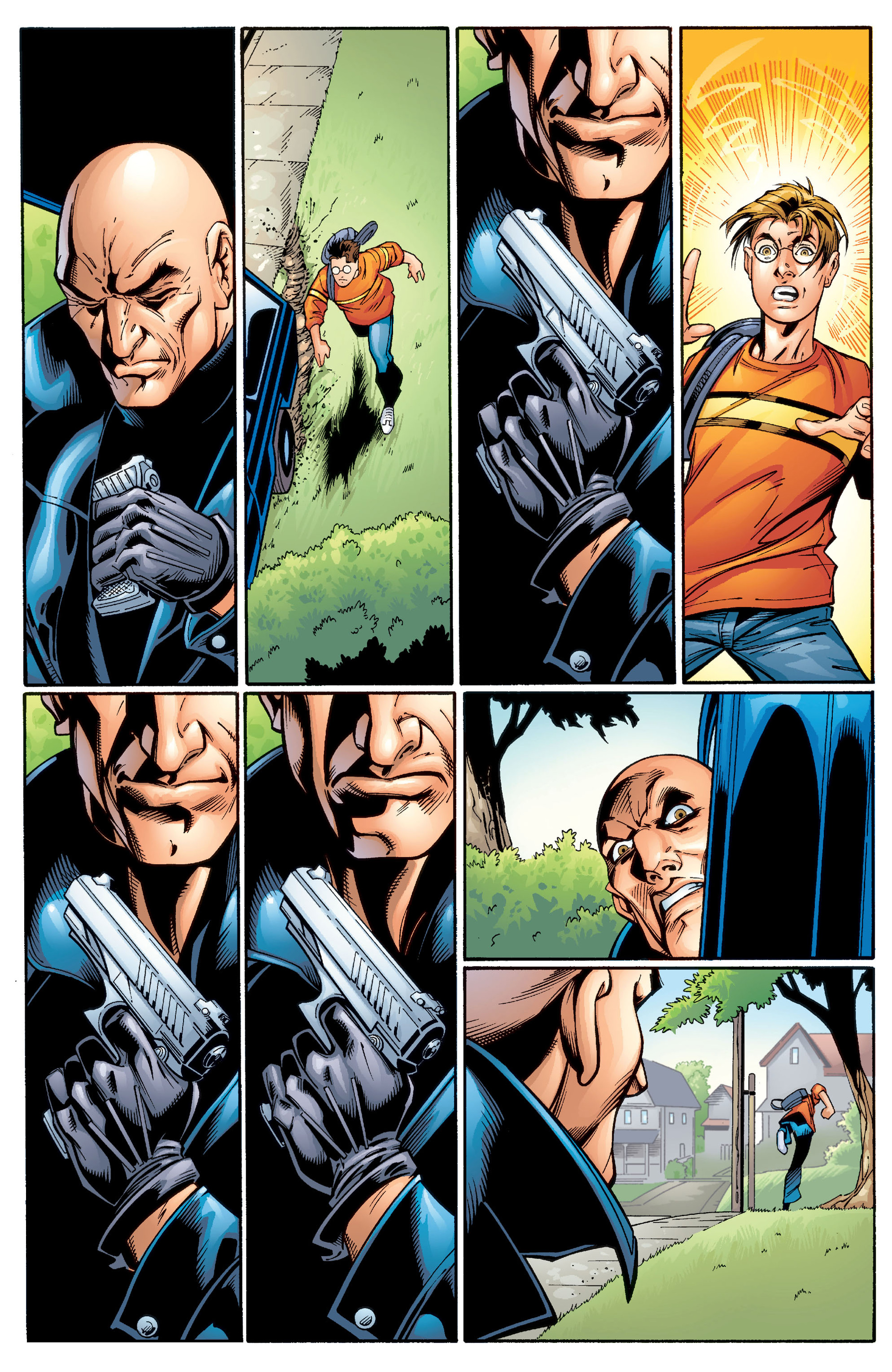 Read online Ultimate Spider-Man (2000) comic -  Issue #1 - 39