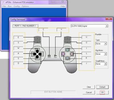 Technology - Computer - Games: Download Emulator PS1 Untuk PC dan Laptop