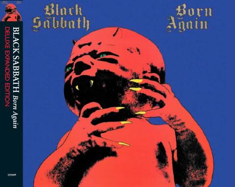 "Black Sabbath - ""Zero The Hero"" (audio) from the album ""Born Again"""