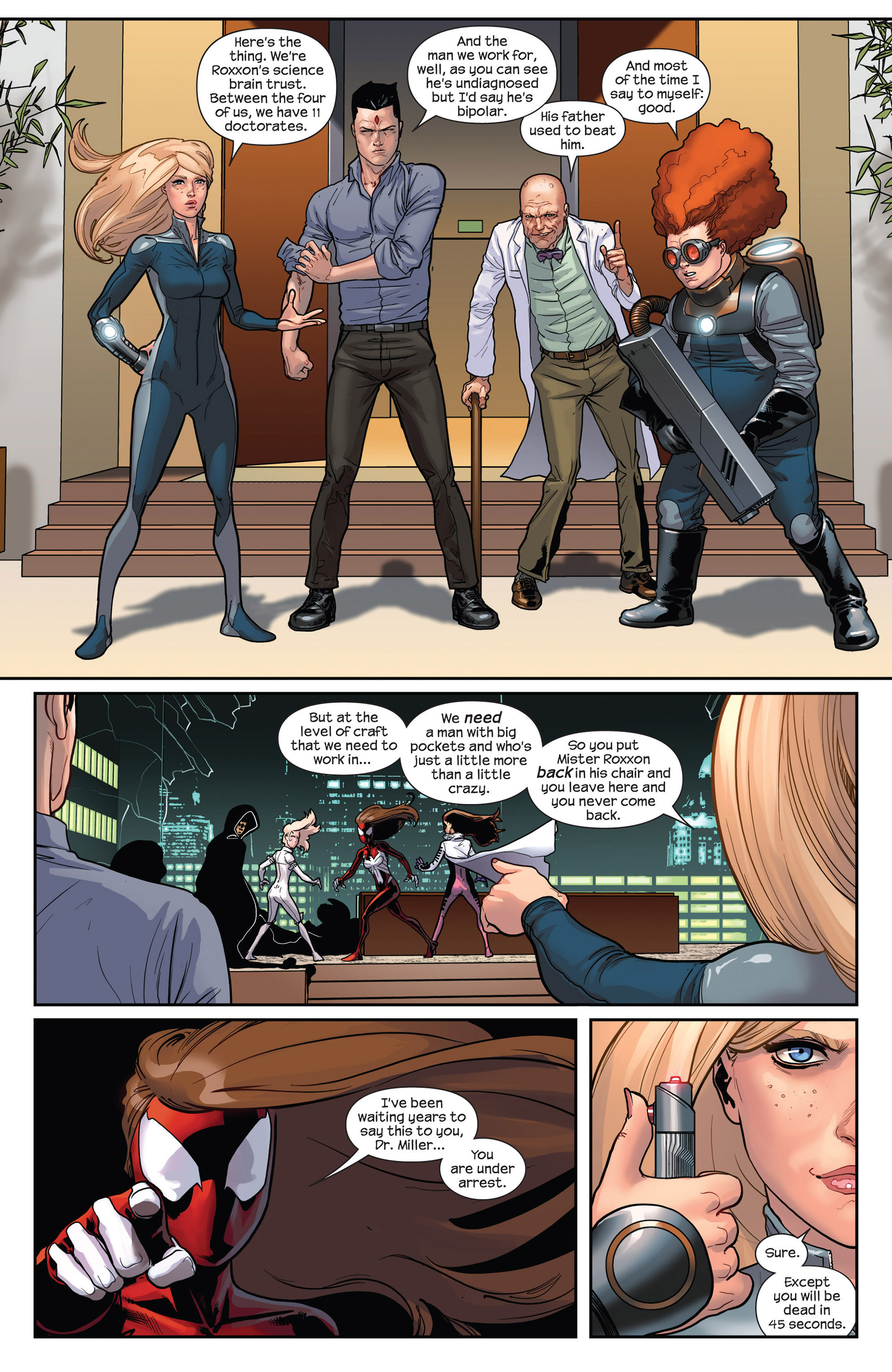 Read online Ultimate Comics Spider-Man (2011) comic -  Issue #28 - 13