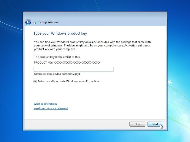 Cara Mudah Menginstall/Install Ulang Windows 7 Untuk Pemula Dengan Flashdisk / DVD