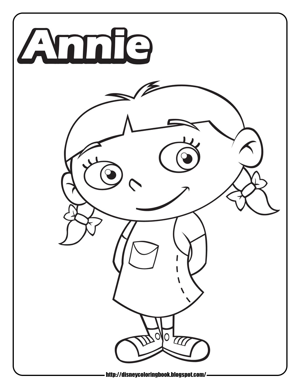 little einsteins online coloring pages - photo #14