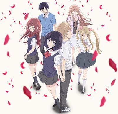 Scum's Wish: Kuzu no Honkai @ www.wonder12.com