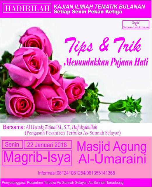 Tips dan Trik Menundukkan Pujaan Hati