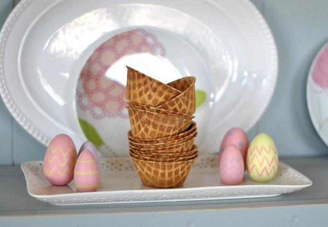 fun build your own sundae ice cream party