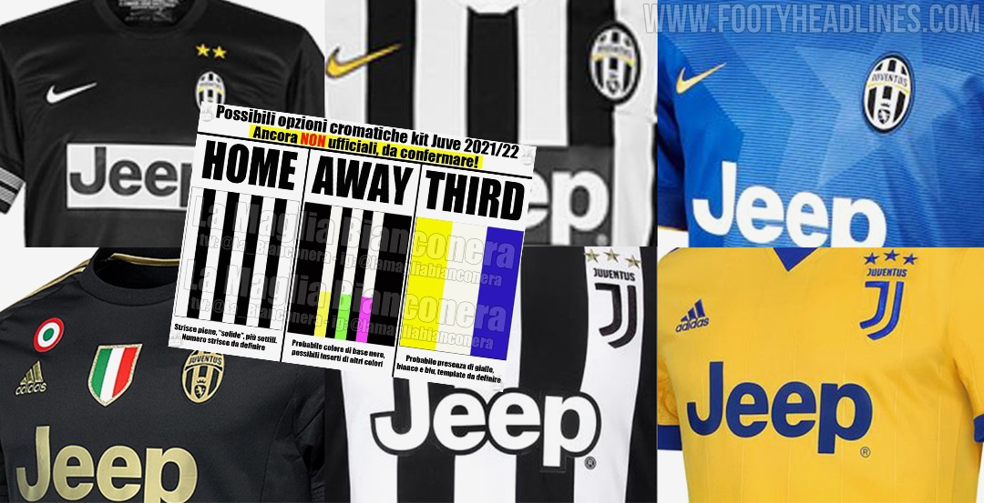 juventus 20 21 kits info leaked what to expect for juventus 2020 21 home away third jerseys footy headlines juventus 20 21 kits info leaked what