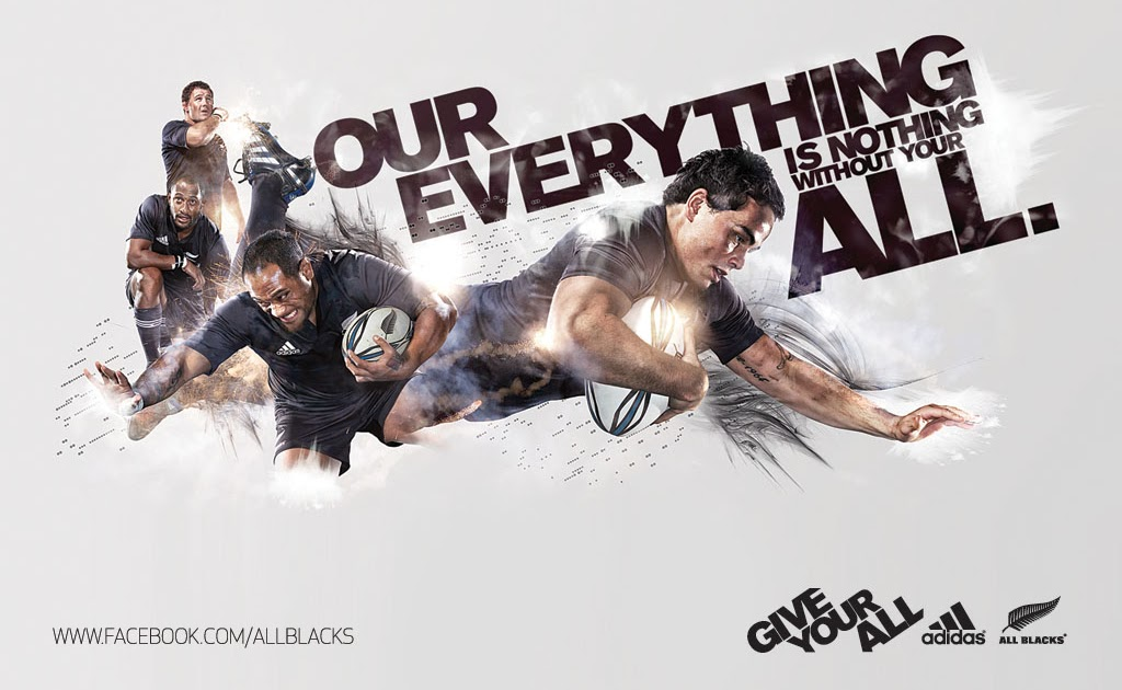 All Black Rugby Wallpaper