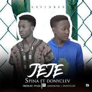 Spina – Jeje ft. Donycleve