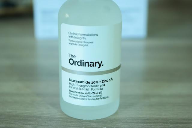 The Ordinary, Niacinamida, Zinco, redução de poros, tratamento de pele, redução da oleosidade.