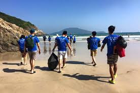 Hong Kong Plastic-free beaches