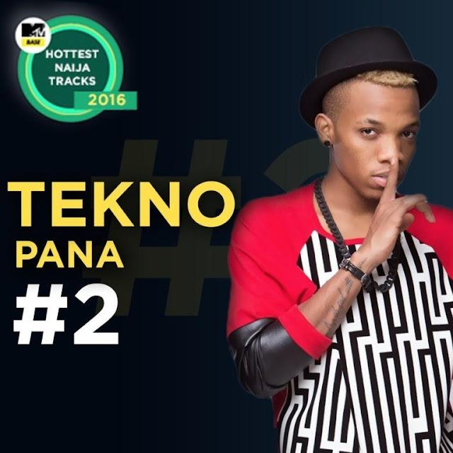 Tekno Credits Davido For Helping Him