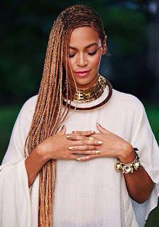 Beyonce lemonade cornrow styles