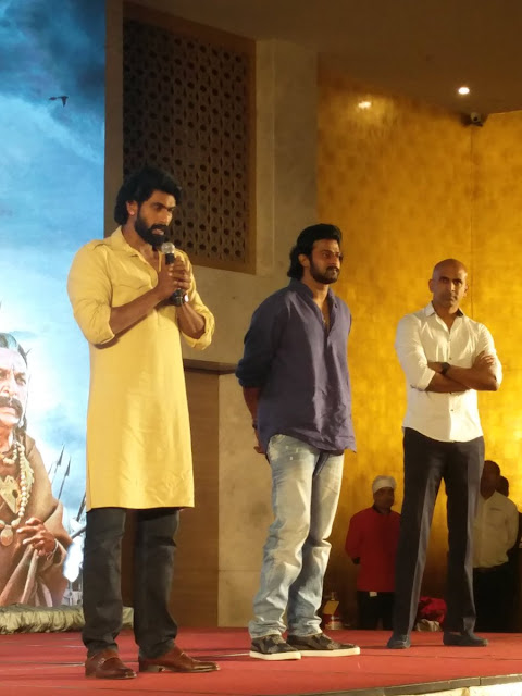 Baahubali 2 press meet photos