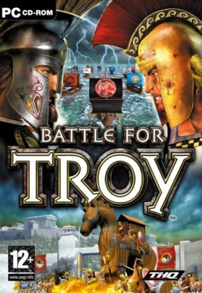 Battle for Troy-Razor1911 For PC Games by http://jembersantri.blogspot.com Cover