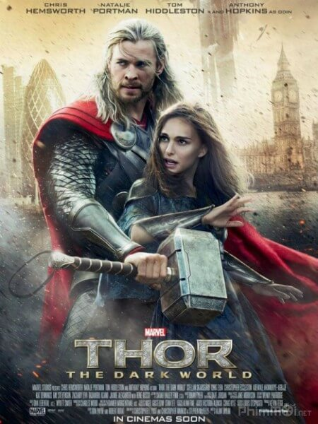 Than sam 2: The gioi bong toi - Thor 2: The Dark World 2013 Vietsub