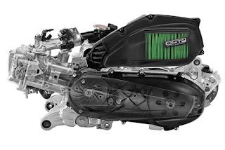 Performa mesin Motor Honda Scopy terbaru