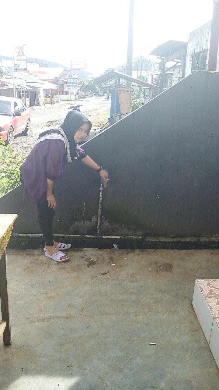 Warga Keluhkan Pendistribusian Air Bersih