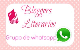Grupo de WhatsApp de Bloggeros Literarios