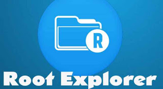 cara root explorer apk