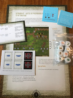 Extras included for Kickstarter backers of The Great War French Expansion