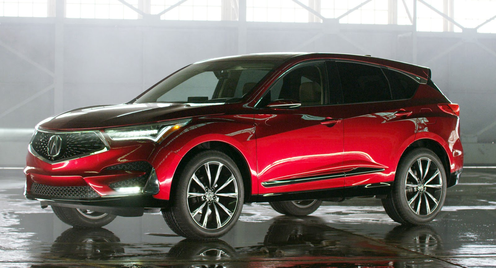 Acura RDX Prototype accurately previews production model arriving this year