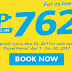 Seat Sale Promo Ticket P762 All-In Fare