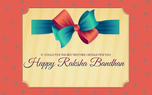 Raksha Bandhan Wallpapers for Facebook