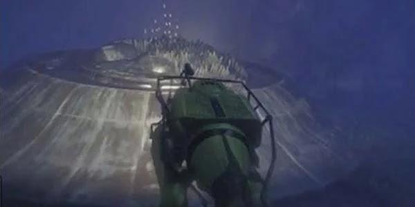 Misteri GTA 5 - Bangkai UFO di Dasar Lautan