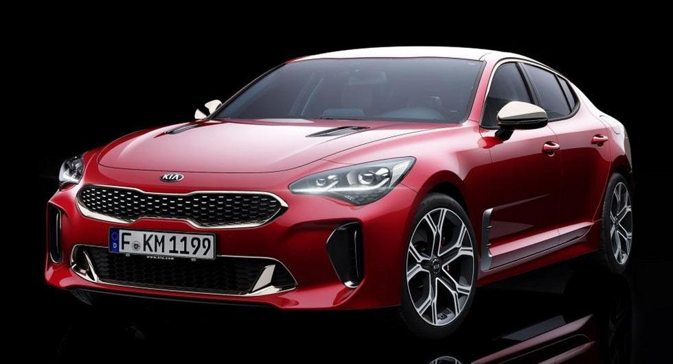 Kia Motors announces it's new GT- The Stinger