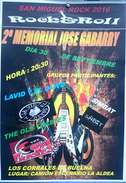 Fiestas de San Miguel 2016 en La Aldea, Corrales de Buelna