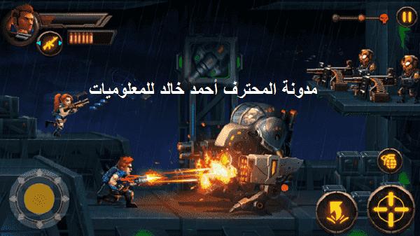تحميل لعبة Metal Squad مهكرة للأندرويد آخر إصدار 2019