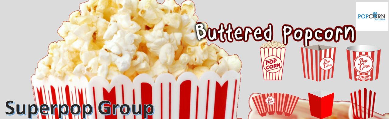 Popcorn Boxes - Popcorn Australia