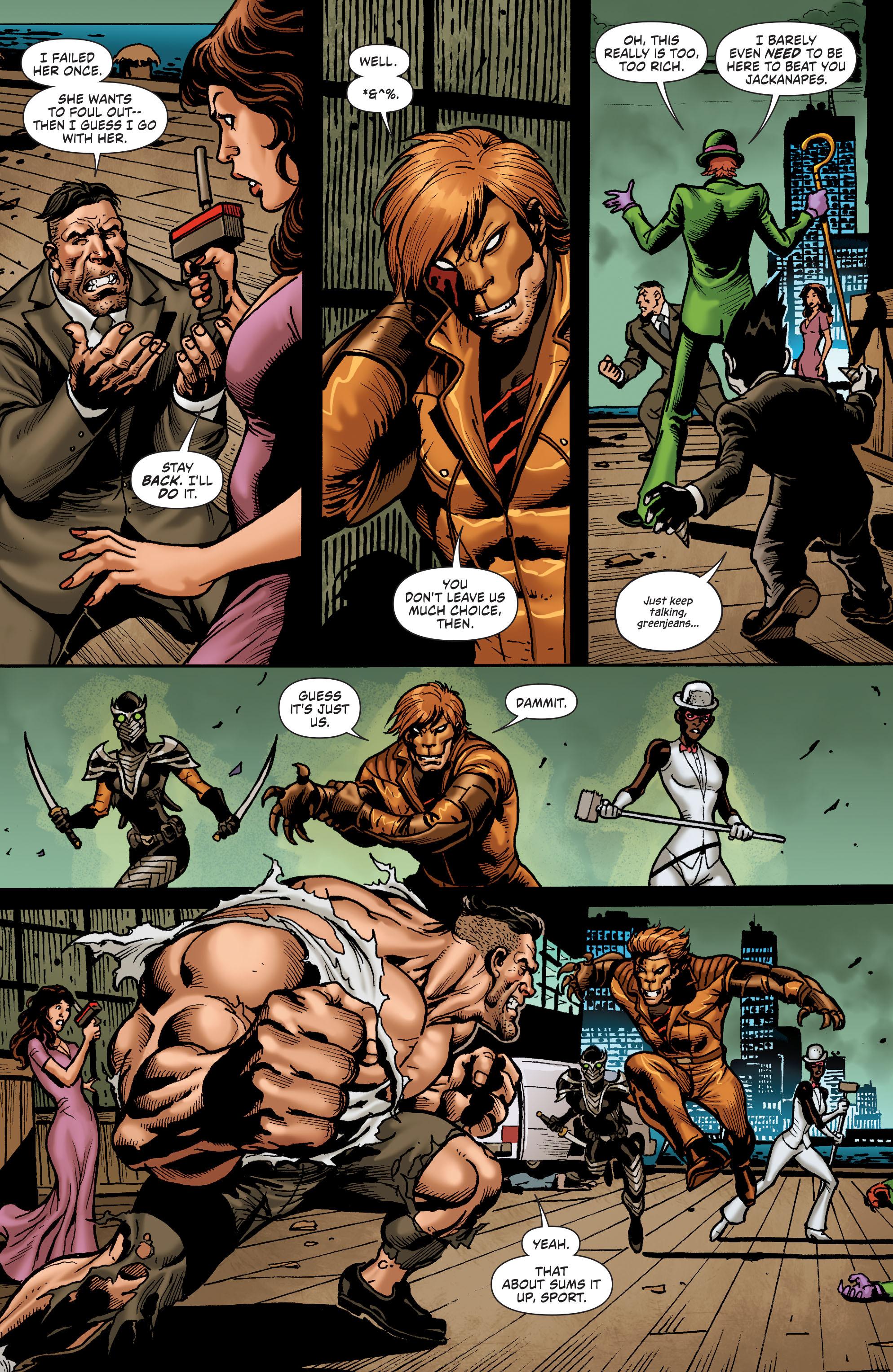 Read online Secret Six (2015) comic -  Issue #6 - 15