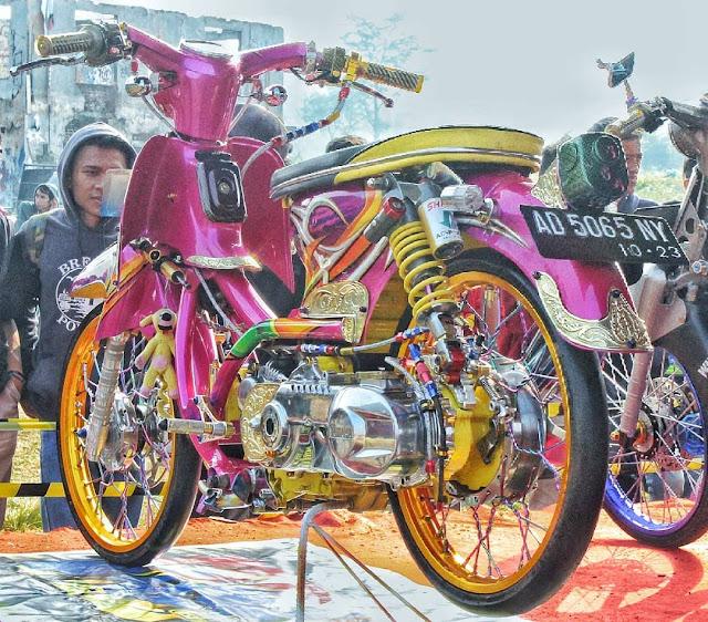 gambar c70 modifikasi