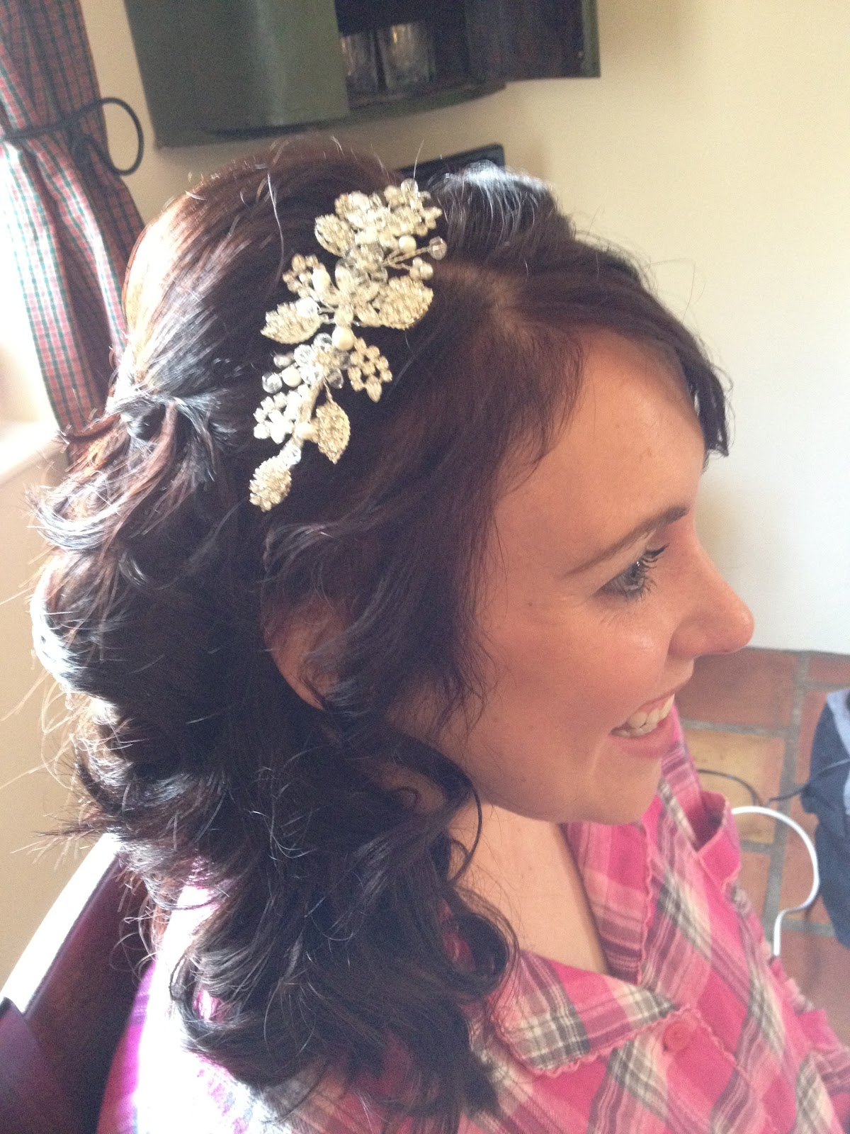 headband hair style wedding hair styling catch up 9131