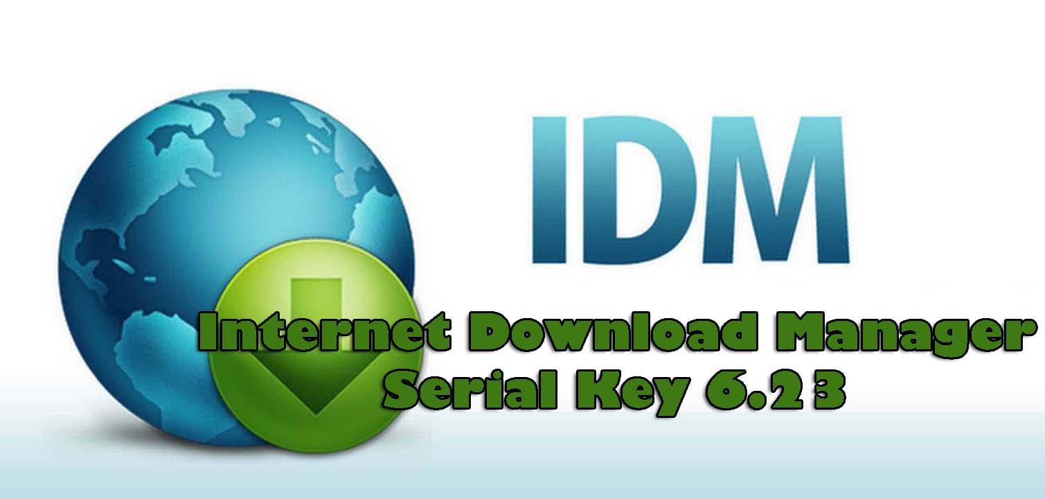 internet download manager 6.23 registration key
