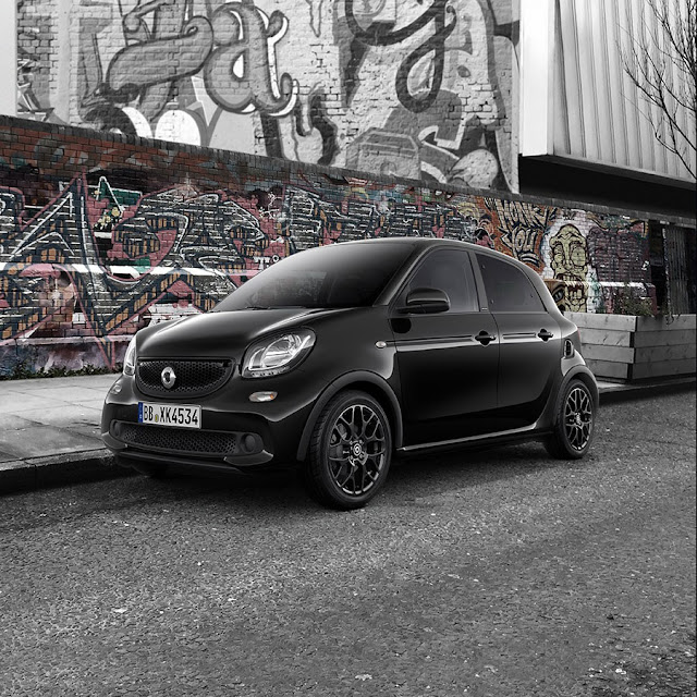 Smart Black and White editions