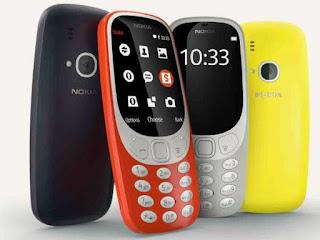 Nostalgia Nokia 3310