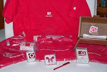 Kootenaymac Apple Product Red Ipod Shuffle And Pocket