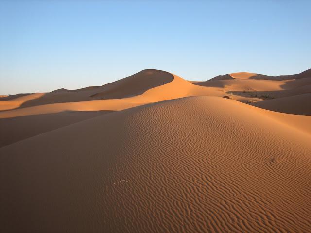 Dunas de Er Chibi, Marruecos